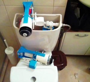 теч от казанче на тоалетна